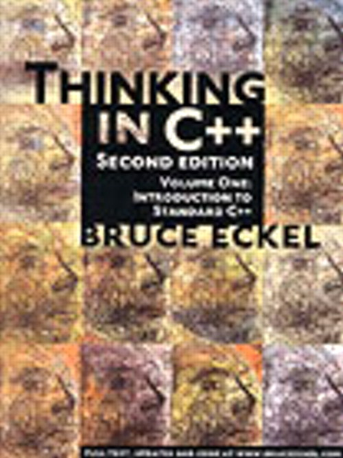 Thinking in C++: Introduction to Standard C++, Volume One, 2nd Edition