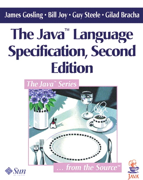 Java Language Specification, 2nd Edition