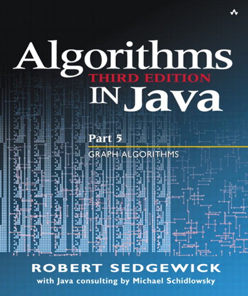 Algorithms in Java, Part 5: Graph Algorithms, 3rd Edition