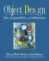 Object Design: Roles, Responsibilities, and Collaborations