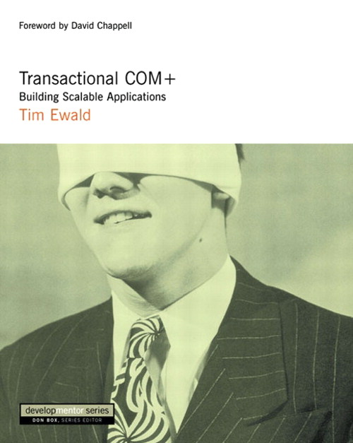 Transactional COM+: Building Scalable Applications