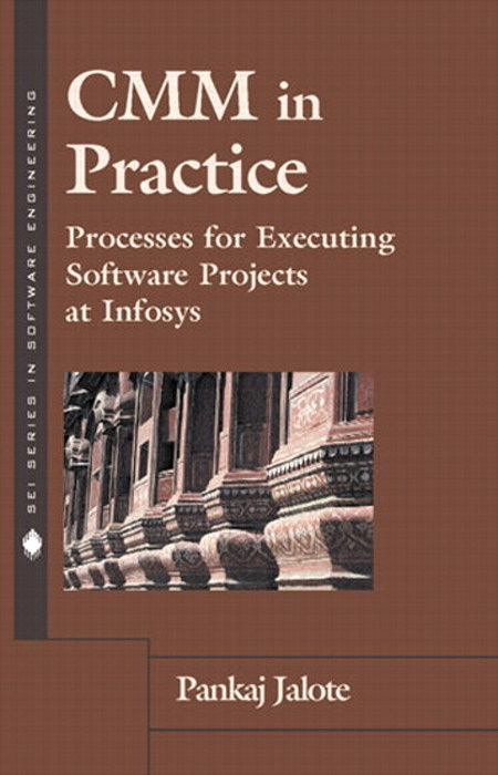 CMM in Practice: Processes for Executing Software Projects at Infosys
