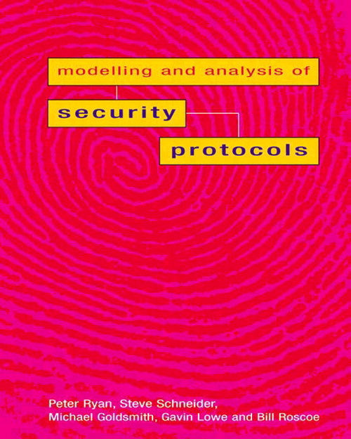 Modelling & Analysis of Security Protocols