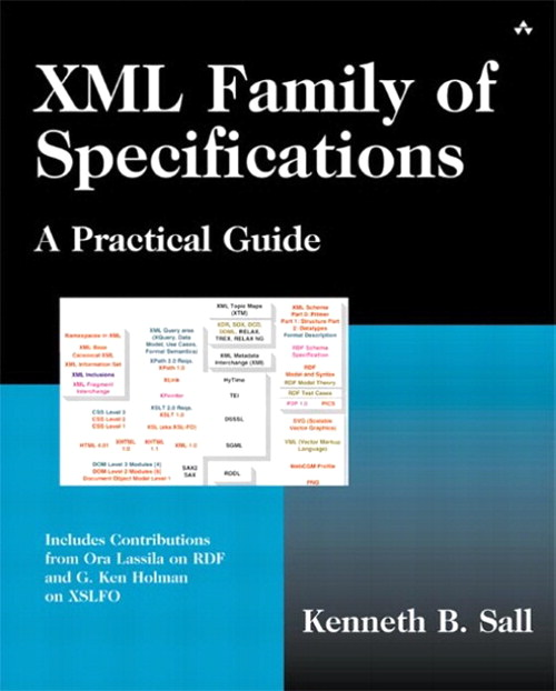 XML Family of Specifications: A Practical Guide