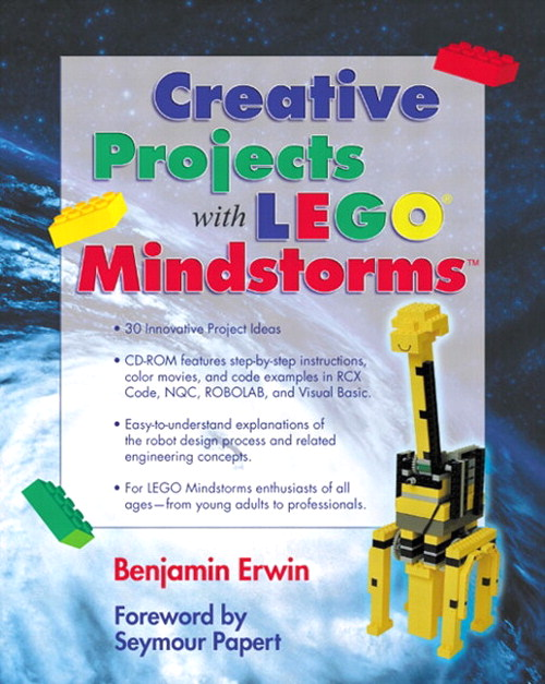 Creative Projects with LEGO Mindstorms¿