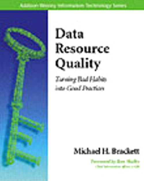 Data Resource Quality: Turning Bad Habits into Good Practices