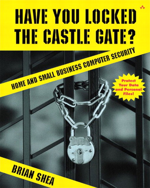 Have You Locked the Castle Gate? Home and Small Business Computer Security