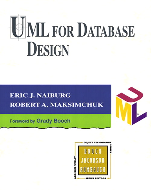 UML for Database Design