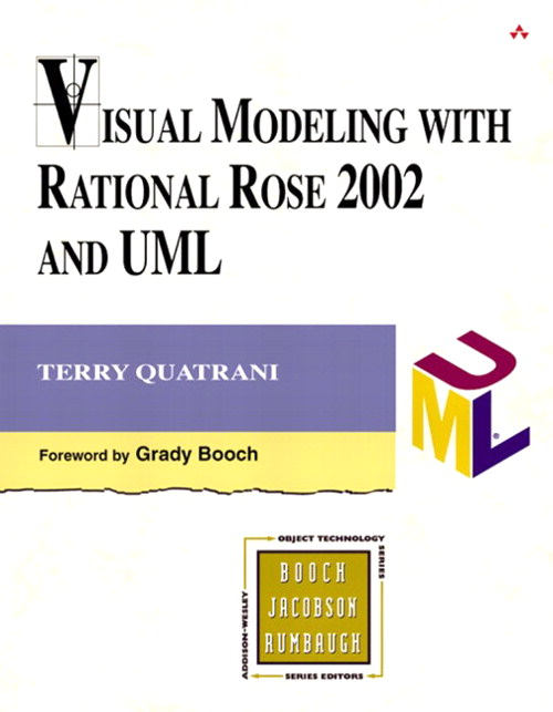 Visual Modeling with Rational Rose 2002 and UML, 3rd Edition