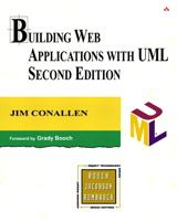 Building Web Applications with UML, 2nd Edition