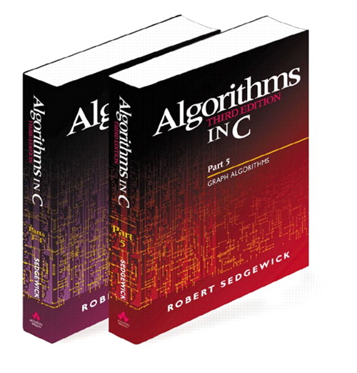 Algorithms in C, Parts 1-5 (Bundle): Fundamentals, Data Structures, Sorting, Searching, and Graph Algorithms, 3rd Edition