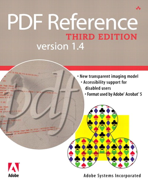 PDF Reference: Version 1.4, 3rd Edition