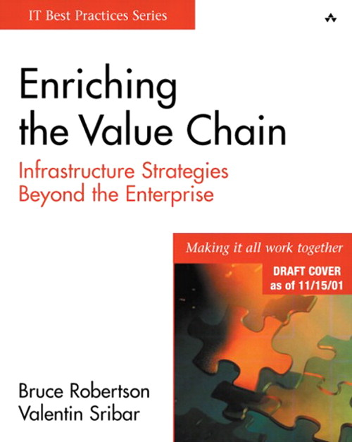 Enriching the Value Chain: Infrastructure Strategies Beyond the Enterprise