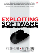 Exploiting Software: How to Break Code