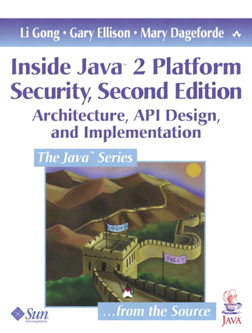 Inside Java™ 2 Platform Security: Architecture, API Design, and Implementation, 2nd Edition