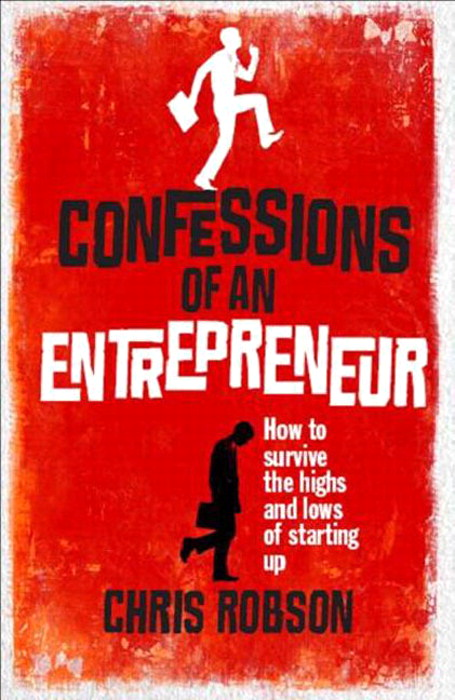 Confessions of an Entrepreneur: The Highs and Lows of Starting Up