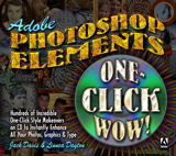 Adobe Photoshop Elements One-Click Wow!