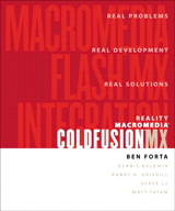 Reality ColdFusion MX: Flash MX Integration