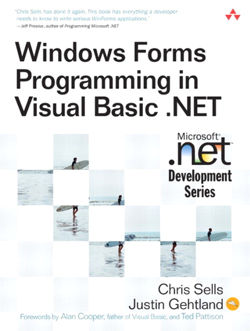 Windows Forms Programming in Visual Basic .NET