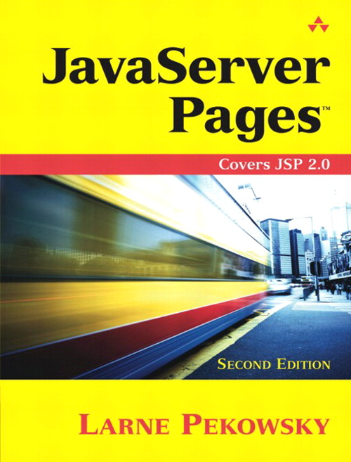 JavaServer Pages, 2nd Edition