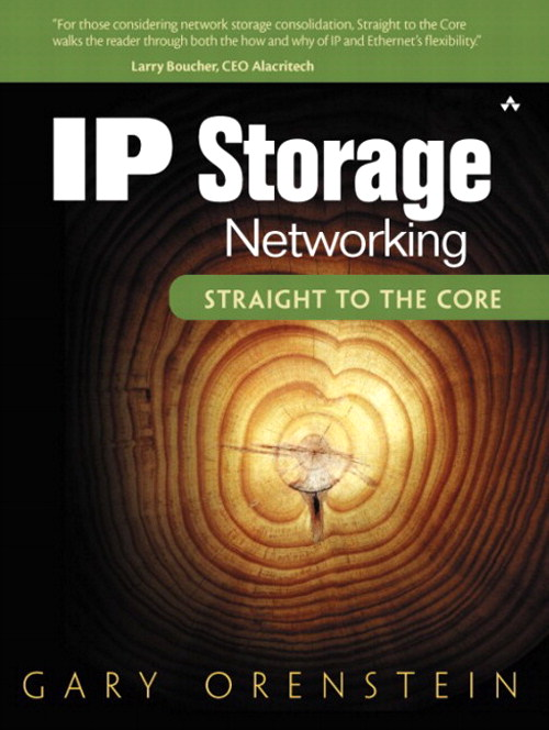 IP Storage Networking: Straight to the Core
