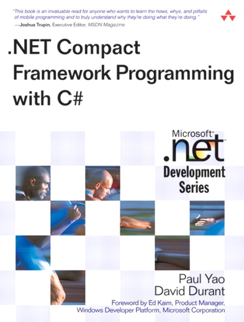 .NET Compact Framework Programming with C#