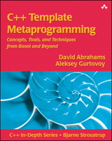 C++ Template Metaprogramming: Concepts, Tools, and Techniques from Boost and Beyond