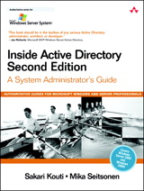 Inside Active Directory: A System Administrator's Guide, 2nd Edition