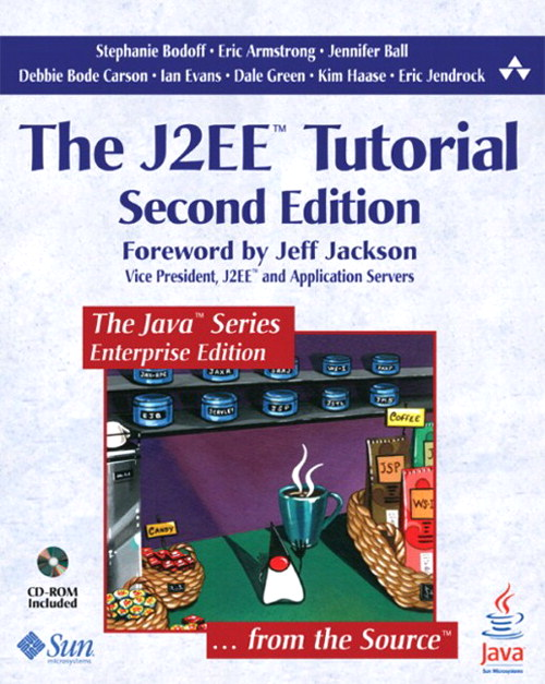 J2EE™ Tutorial, The, 2nd Edition