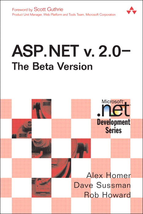 ASP.NET v. 2.0-The Beta Version, 2nd Edition