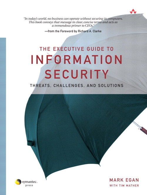 Executive Guide to Information Security, The: Threats, Challenges, and Solutions