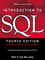 Introduction to SQL: Mastering the Relational Database Language, 4th Edition