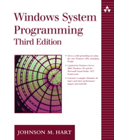 Windows System Programming, 3rd Edition
