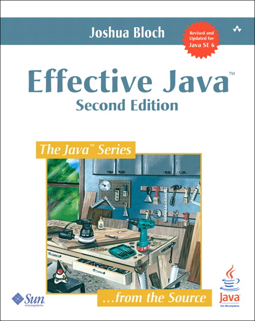 Effective Java, 2nd Edition