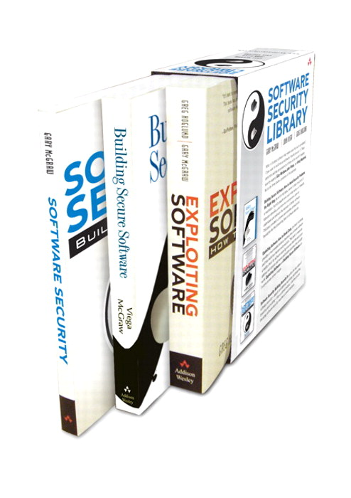Software Security Library Boxed Set, The