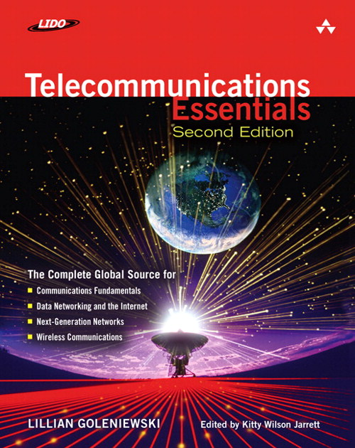 Telecommunications Essentials, Second Edition: The Complete Global Source, 2nd Edition