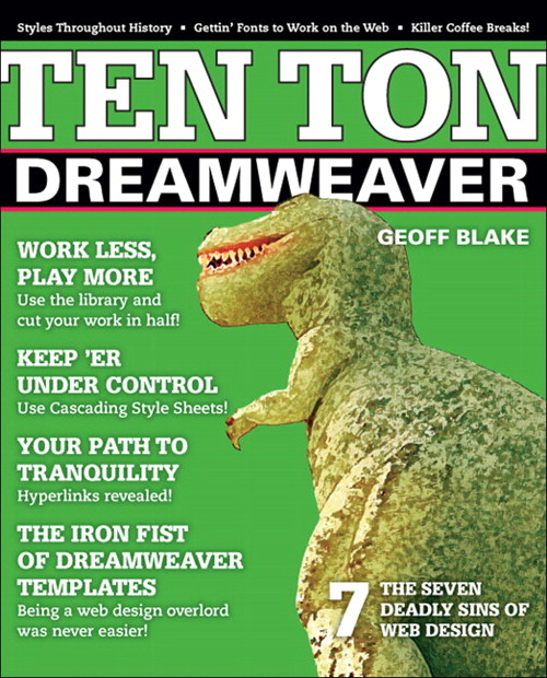 Ten Ton Dreamweaver