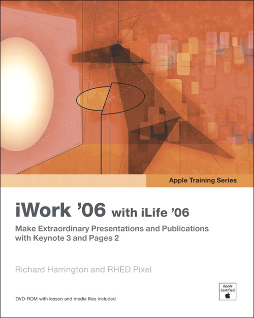 Apple Training Series: iWork 06 with iLife 06