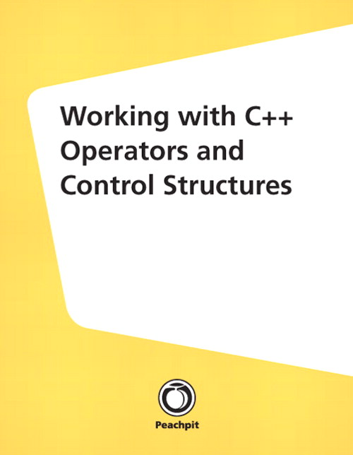 Working with C++ Operators and Control Structures