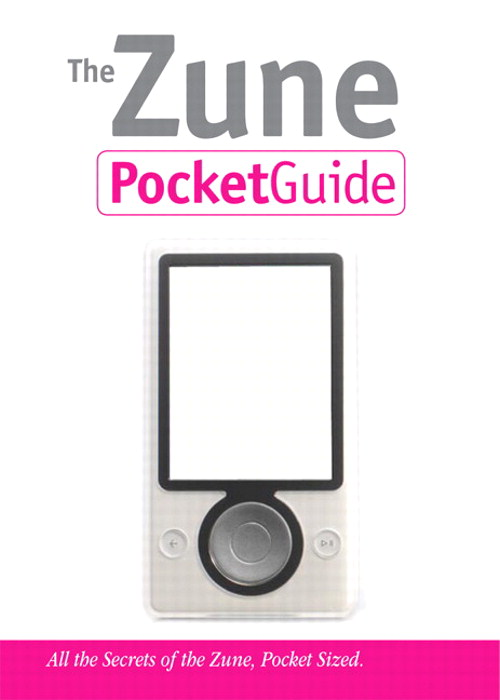Zune Pocket Guide, The