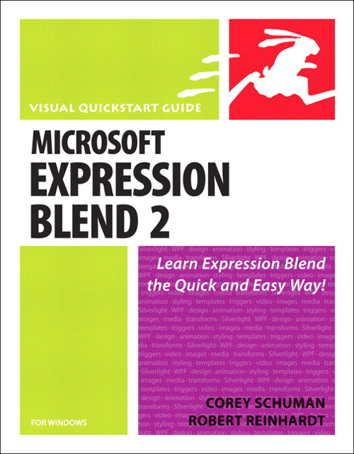 Microsoft Expression Blend 2 for Windows: Visual QuickStart Guide