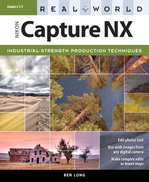 Real World Nikon Capture NX