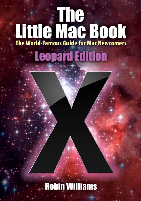 Little Mac Book, Leopard Edition, The