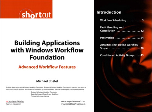 Building Applications with Windows Workflow Foundation (WF): Advanced Workflow Features (Digital Short Cut)