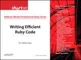 Writing Efficient Ruby Code (Digital Short Cut)
