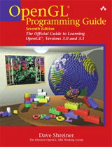 OpenGL Programming Guide: The Official Guide to Learning OpenGL, Versions 3.0 and 3.1, 7th Edition