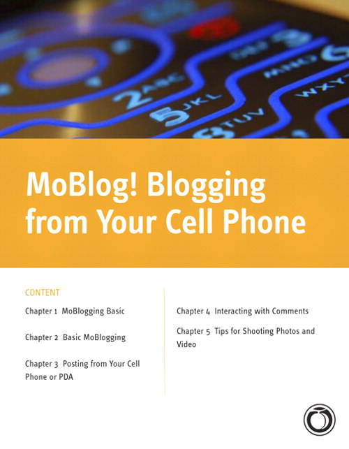 MoBlog! Blogging from Your Cell Phone