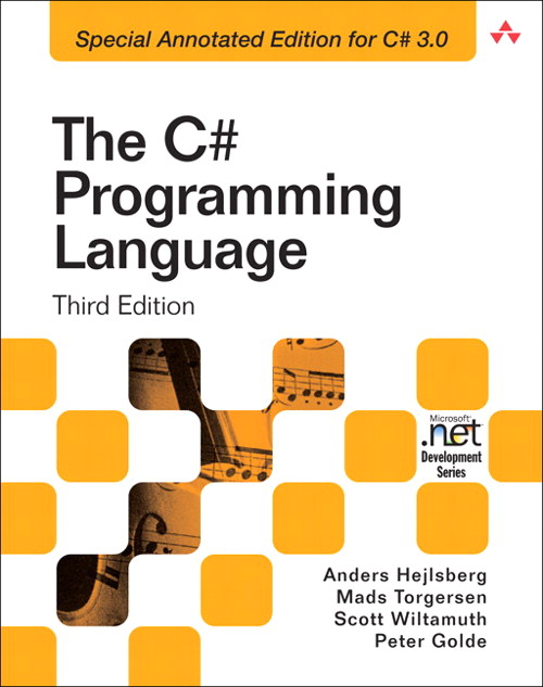 The C# Programming Language, 3rd Edition