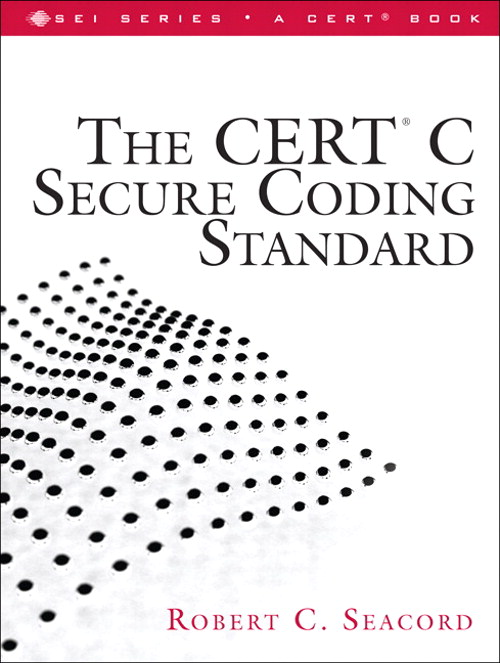 CERT C Secure Coding Standard, The