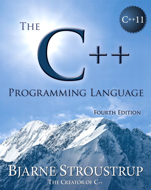 C++ Programming Language, The, 4th Edition